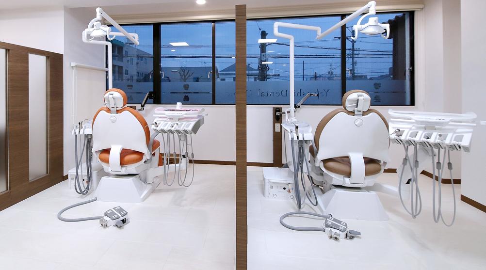 名古屋市南区・緑区・瑞穂区の歯医者・矯正歯科 やくし歯科医院 診療室画像